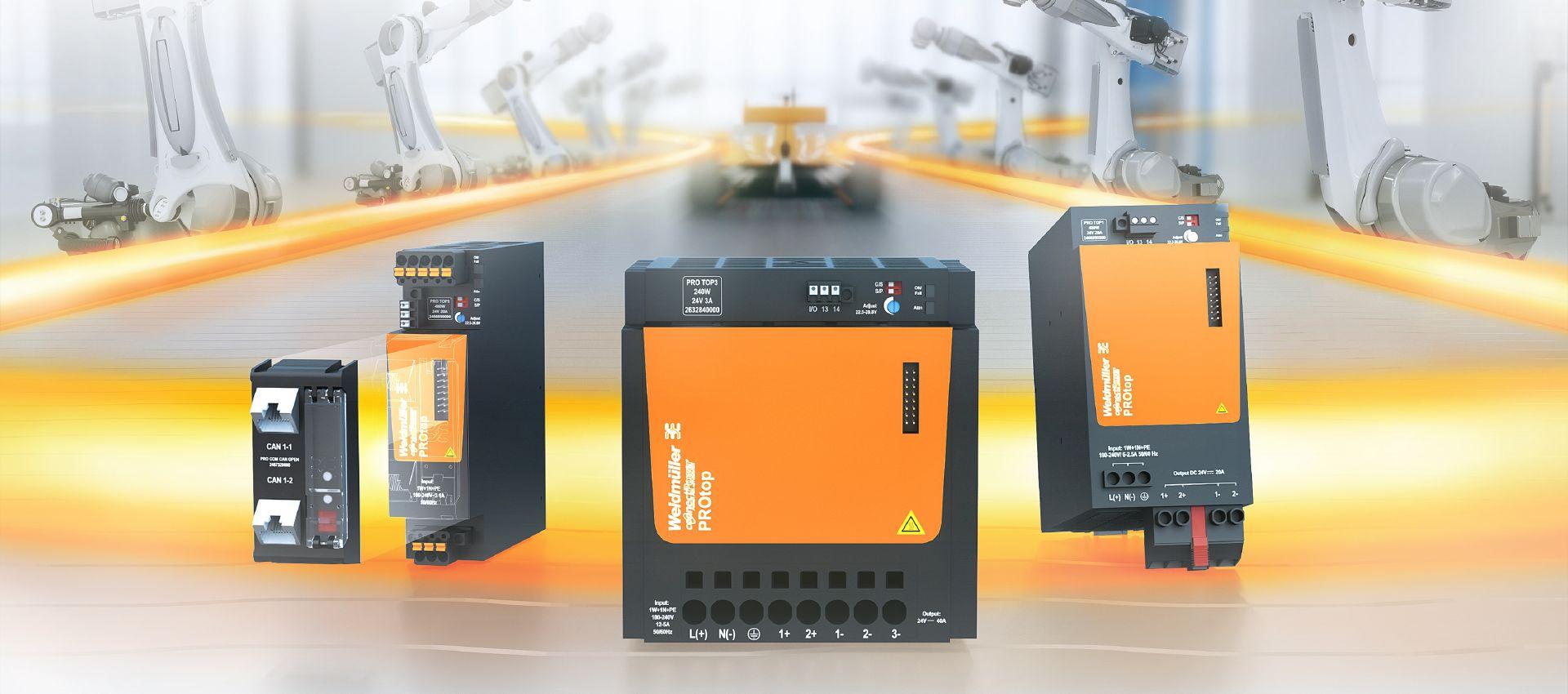 PROtop – zwiększenie mocy dla środowiska produkcyjnego klienta