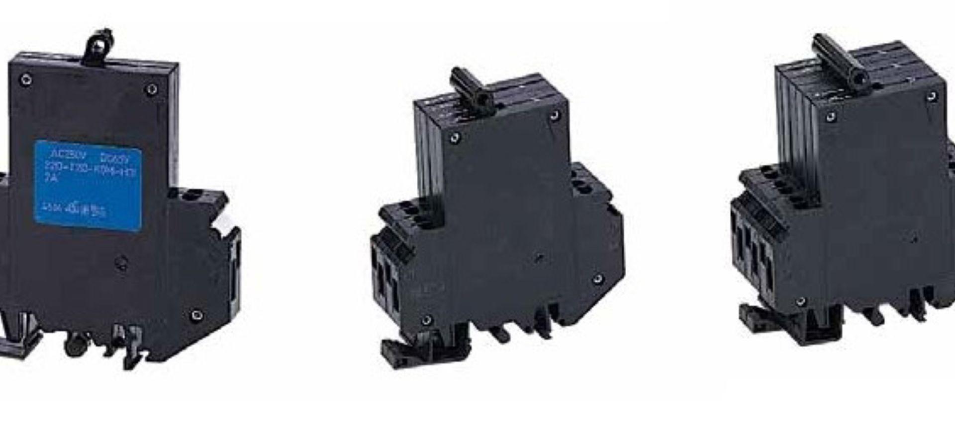 CB2200 Series Supplementary Circuit Breakers