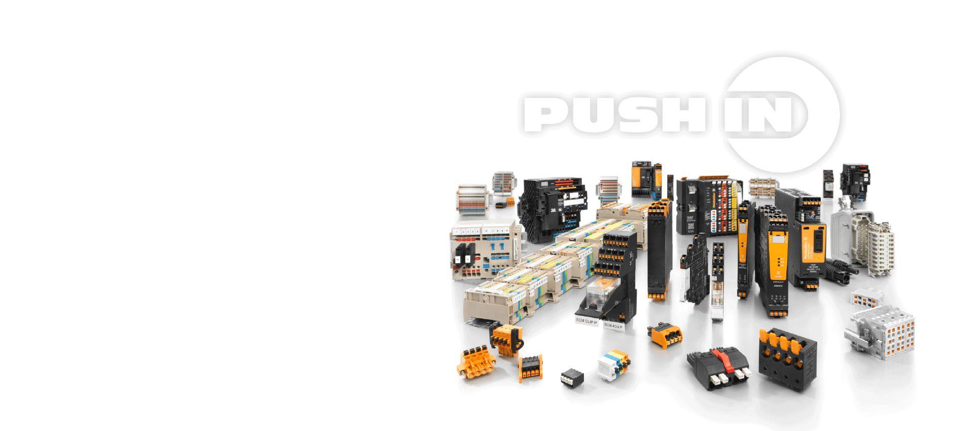 PUSH IN Portfolio