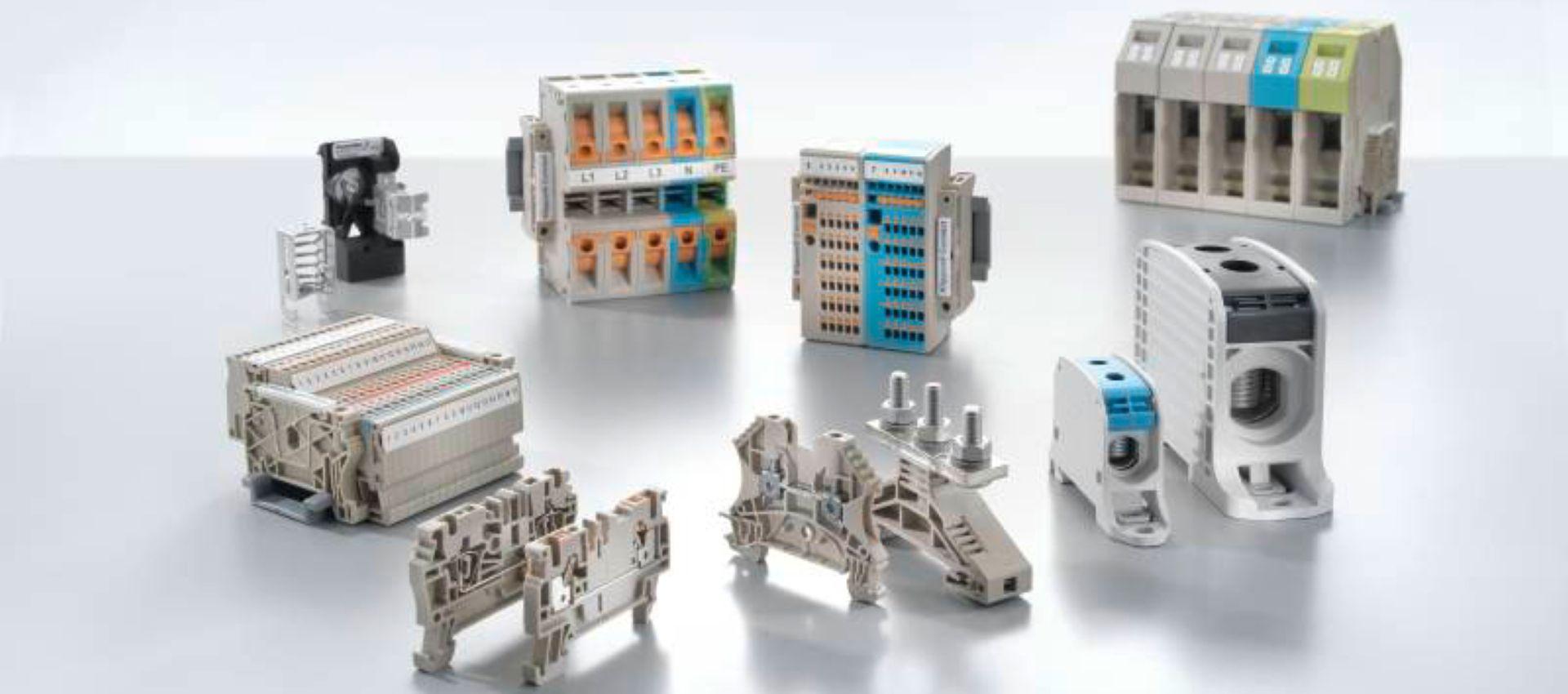 Klippon® Connect terminal blocks