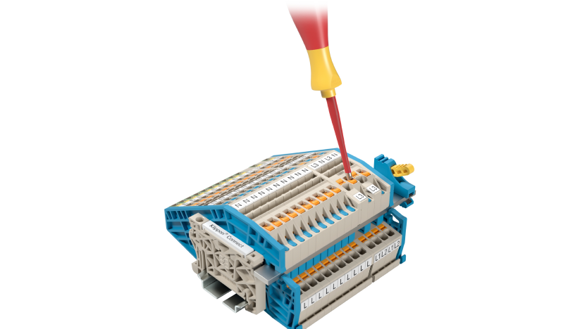 Controles en grandes grupos de circuitos