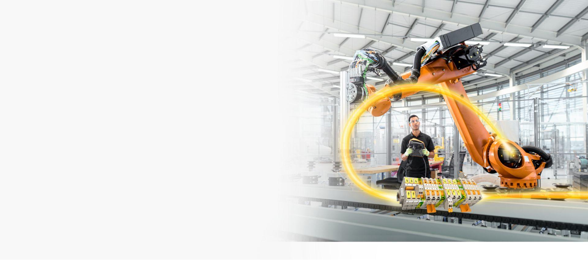 Klippon® Connect high current terminal blocks