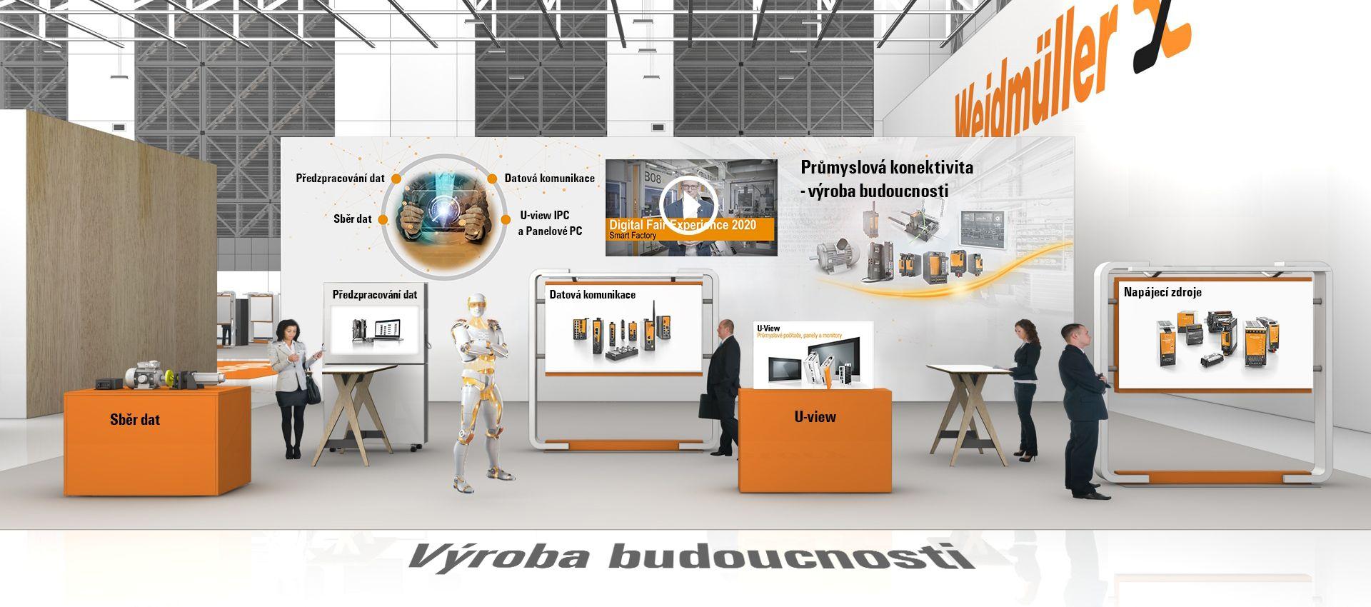 Český virtuální stánek IoT