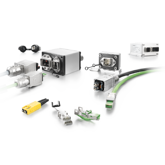 Industrial-Ethernet-Steckverbinder