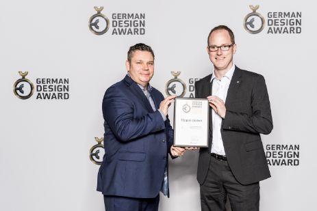 Weidmüller wins German Design Award 2019
