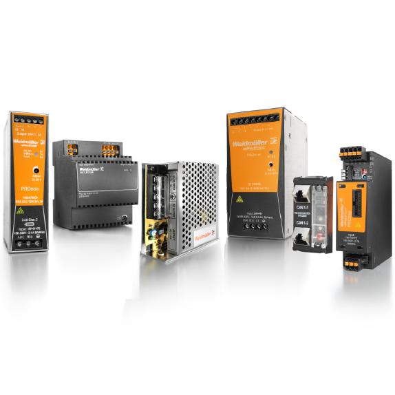 Switch-mode power supply units