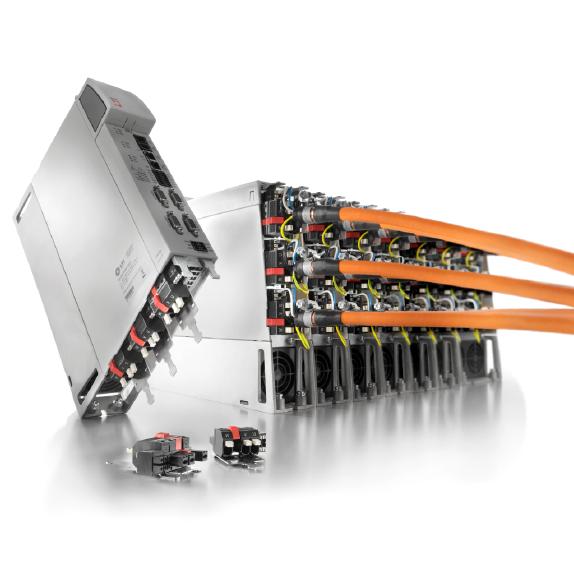 LTIモーション – サーボドライブ SystemOne CM